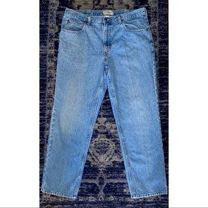 L.L. Bean Jeans - Classic Fit light wash denim